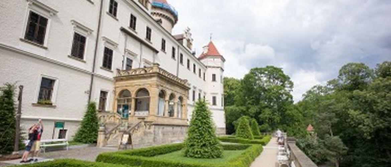 Elisabeth Schloss Schoenbrunn
