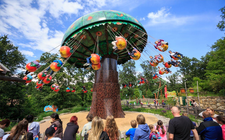 Familypark St.Margarethen - Apfelflug