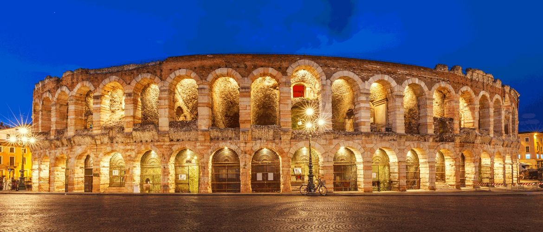 Arena di Verona Theater Italien iStock 539331510