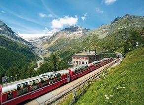 Bernina Express2 CSwiss Travel System swiss image ch Marcus Gyger