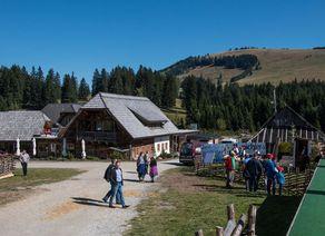 Latschenhütte auf der Teichalm